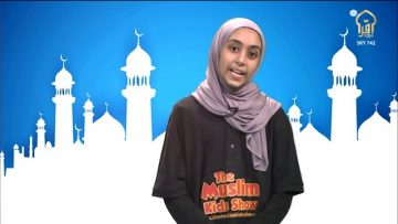 The Muslim Kids Show Episode one Part 1 Iqra TV Show SD 31st OCT 2020