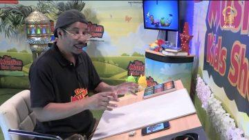 TMKS Animal WORMS Iqra TV 20min 40 Sec SD