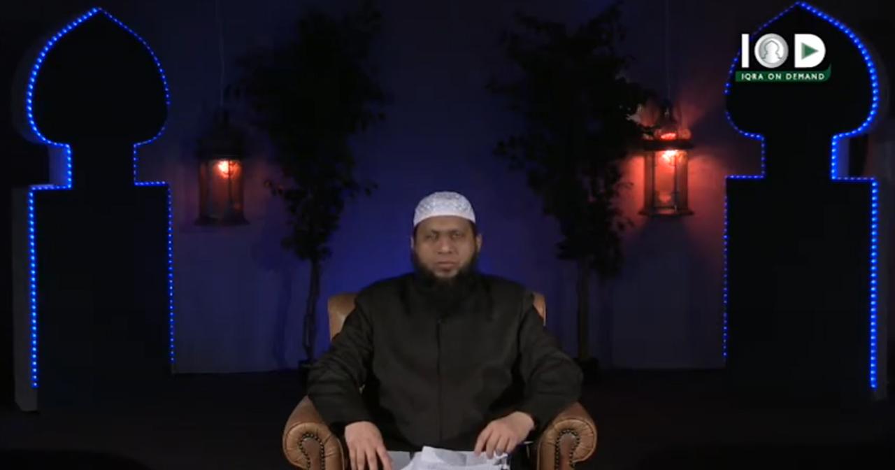 Ar Ruqyah Ash Shariah Mon @ ( 20:00 UK – 21:00 EU )